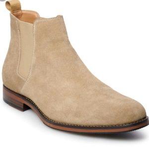 d6c2523b1e0 Sonoma Shoes | Euc Chelsea Mens Dress Ankle Boots | Poshmark